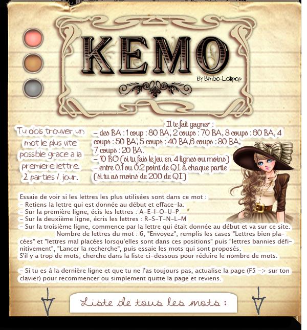 Le Kémo