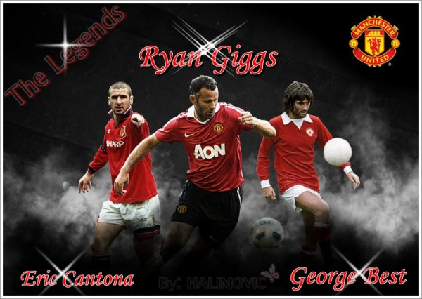 The Legends Of Manchester United