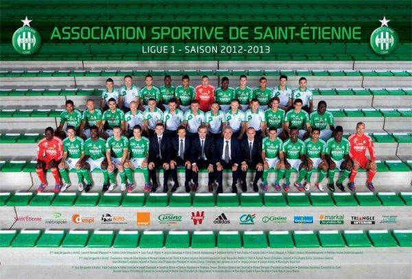 l equipe st 233 phanoise saison 2012 2013 fan de l as etienne