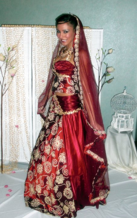 ROBE TUNISIENNE KESSWA OUTYA - CREATION ET LOCATION DE ROBES DE MARIEE ...