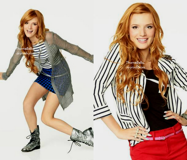 Nouvelles photos de Shake It Up saison 3.