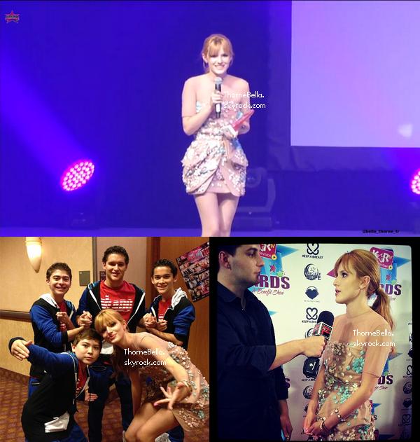 Nouvelles photos de KarTV Dance Awards le 3 juillet 2013.